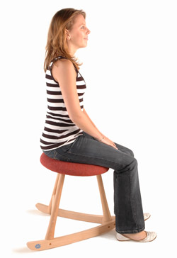 Kneeling Chairs Why The Wave Stool Is Better For Knees Amp Legs